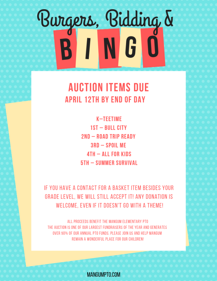 Copy of Burgers Bidding and Bingo-2
